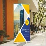 gráfica que faz banner para fachada São Caetano do Sul